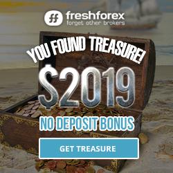 $2019 no deposit bonus forex